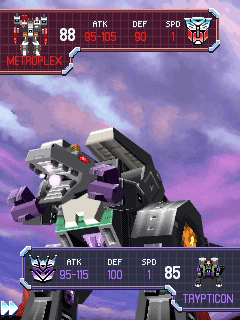 Transformers G1: Awakening [By Glu Mobile] 3