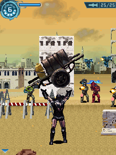 Iron Man 2 [By Gameloft] 4