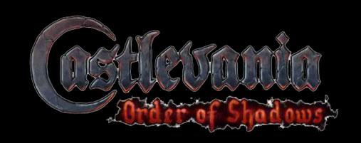 Castlevania : Order of Shadow [By Konami] 0