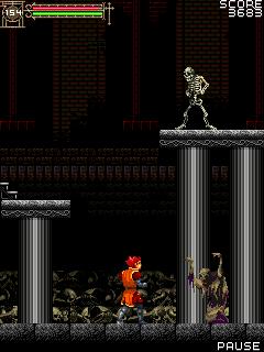 Castlevania : Order of Shadow [By Konami] 6