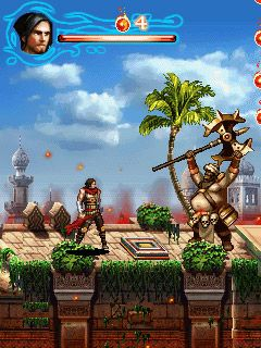 Prince of Persia : The Forgotten Sands [By Gameloft] 3