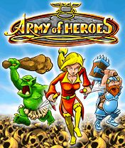 Army Of Heroes [By Handy Game] 1