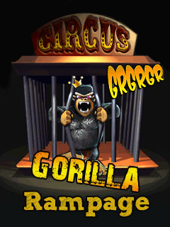 Gorrila Rampage [By Digital Chocolate] 1