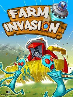 Farm Invasion USA [By Handy Game] 1