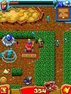 Farm Invasion USA [By Handy Game] 2