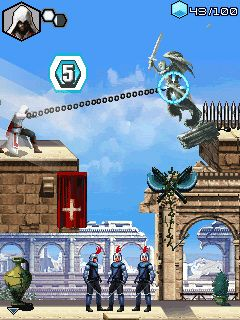 Assassin Creed : Brother Hood [By Gameloft] (Tiếng Việt) 2
