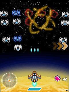 Star Invasion [By Digital Chocolate] 2