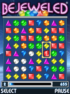 Bejeweled [By EA Mobile] 3