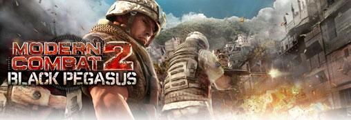 Modern Combat 2 : Black Pegasus [By Gameloft] 0
