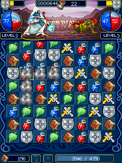 Puzzle Warrior [By Inlogic Software] 4