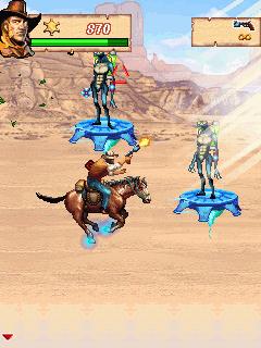 Cowboys & Aliens [By Gameloft] 6