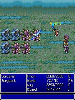 Final Fantasy I [By Namco] 3