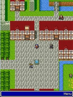 Final Fantasy II [By Namco] 7