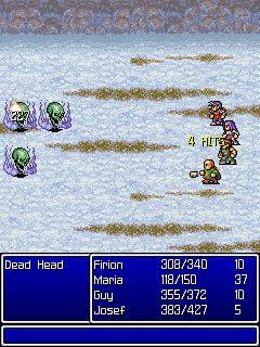 Final Fantasy II [By Namco] 8