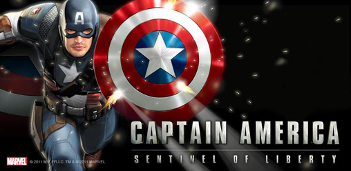 Captain America : Sentinel of Liberty [By Disney Mobile] 0