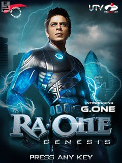 Ra One Genesis [By Indiagames] 1