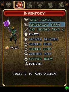 Dungeon Hunter 3 [By Gameloft] 5