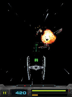 Star Wars : Imperial Ace 3D [By THQ Wireless] 11