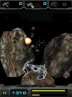 Star Wars : Imperial Ace 3D [By THQ Wireless] 12