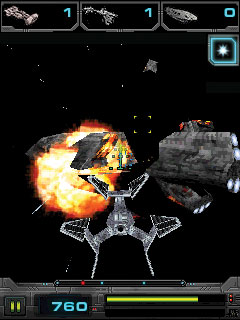 Star Wars : Imperial Ace 3D [By THQ Wireless] 13