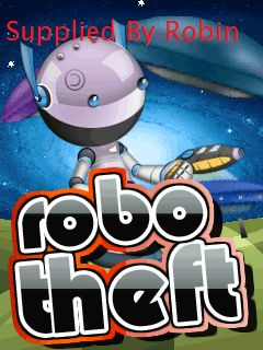 Robo Theft [By Disney Mobile] 1