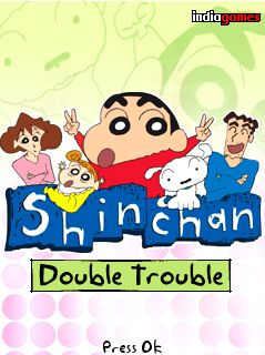Shinchan : Double Trouble [By Indiagames] 1