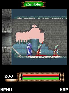 Castlevania : Aria of Sorrow [By Konami] 6