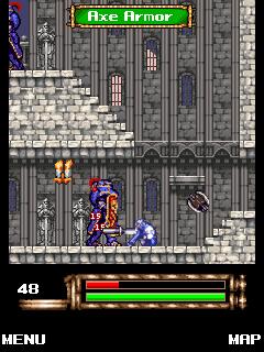 Castlevania : Aria of Sorrow [By Konami] 9
