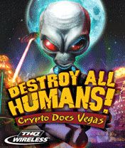 Destroy All Humans! Crypto Does Vegas [By THQ Wireless] 10