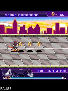 Sonic Shadow Shoot [By Sega] 2