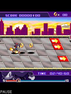 Sonic Shadow Shoot [By Sega] 3