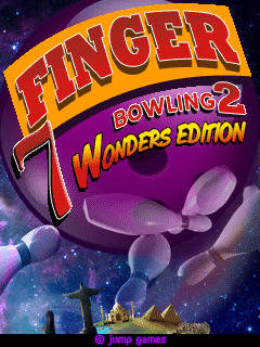 Finger Bowling 2 : 7 Wonder Edition [By Jump Game] 6