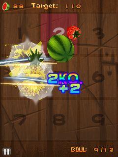 Fruit Ninja Kinect [By Half Brick] 11