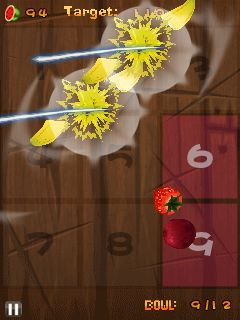 Fruit Ninja Kinect [By Half Brick] 12