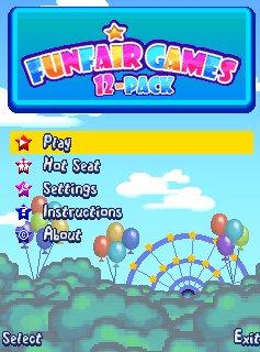 Fun Fair Game 12 Pack [By Digital Chocolate] 7