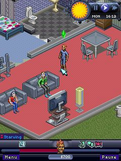 The Sims 3 : Supernatural [By EA Mobile] 17