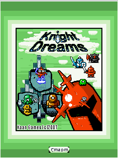 Knight Dreams [By KaoGame]  1
