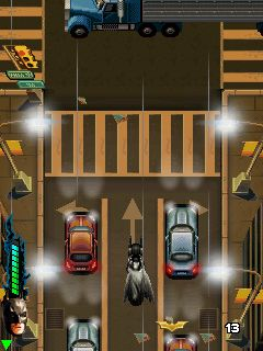 The Dark Knight Rise [By Gameloft] 9
