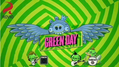 Angry Bird – Green Day [By Rovio] 10