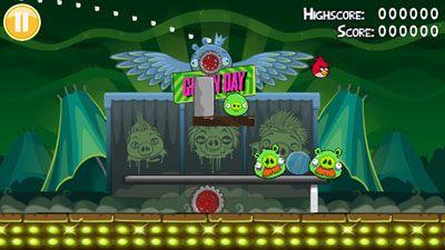 Angry Bird – Green Day [By Rovio] 6