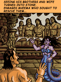 Bheema – The Asura Temple [By Synqua Game] 2