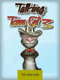 لعبة القط المتكلم بصيغة jar+jad 5