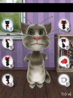 لعبة القط المتكلم بصيغة jar+jad 6