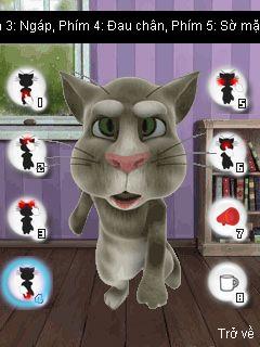 لعبة القط المتكلم بصيغة jar+jad 8