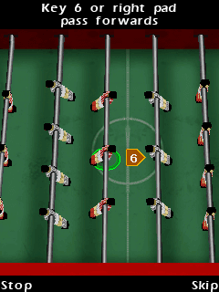 Table Football [By Digital Chocolate] 2