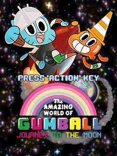 Gumball : Journey To The Moon [By Cartoon Network/Rune Stone] 1