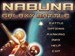 Nabuna Galaxy Battle [By KitMaker] 1