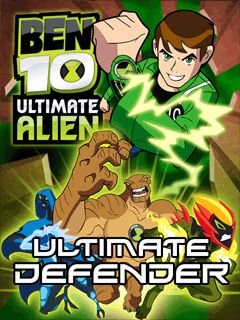 Ben 10 Ultimate Alien : Ultimate Defender [By Cartoon Networks/Rune Stone] 6
