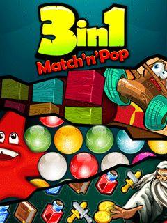 3 In 1 : Match n Pop [By Inlogic Software] 1