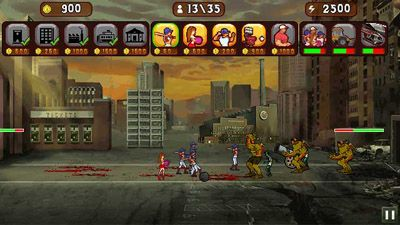 Baseball VS Zombies [By AppOn Software] 5